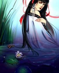 Lily by Herbst-Regen