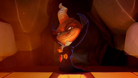 Ripto Screenshot by JapaneseGodzilla1954