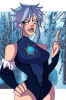 Killer Frost by Cazuuki