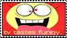 TV Tastes Funny stamp by meljoy68