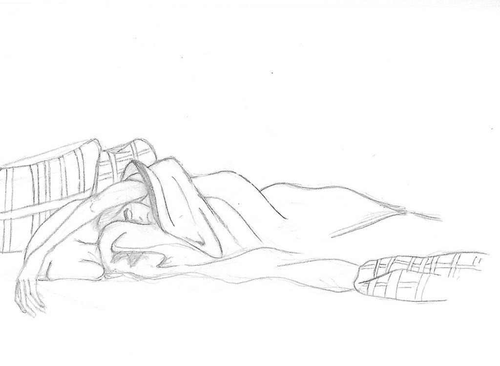 Sleeping by Gemrix