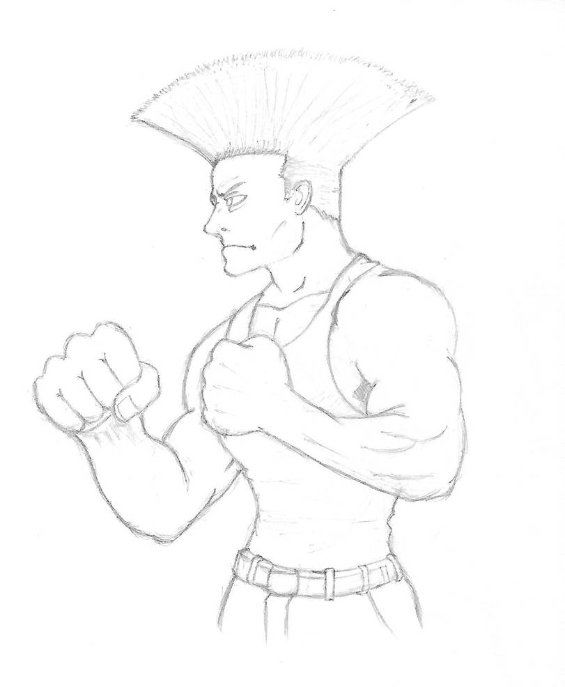 Guile by Gemrix