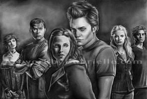 Twilight by GabrielleBrickey