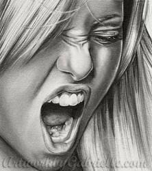 Roar by GabrielleBrickey