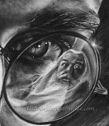 Harry Potter Eye Close Up by GabrielleBrickey