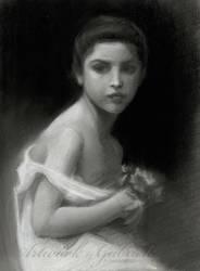 Bouguereau Study by GabrielleBrickey