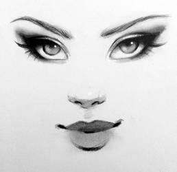 Sketching by GabrielleBrickey