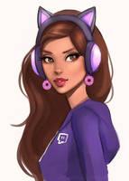 Twitch by GabrielleBrickey