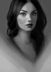Digital Painting by GabrielleBrickey