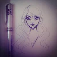 Sketch by GabrielleBrickey