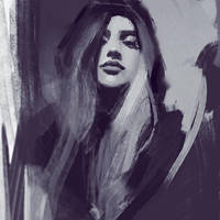 Speed Painting by GabrielleBrickey