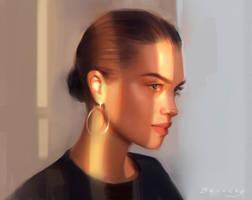 Light Study by GabrielleBrickey