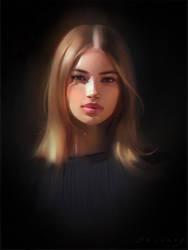 Sunny by GabrielleBrickey