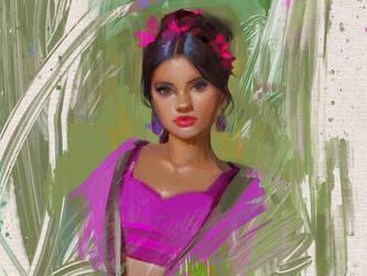 Painting by GabrielleBrickey