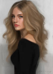 Painting in Procreate by GabrielleBrickey