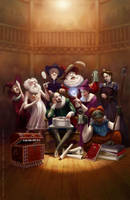 Science Of The Discworld 2 Deviantart by katea