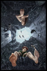 Peter Pan and the Mermaids by katea