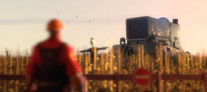 Robot Attack by leonses-vlad
