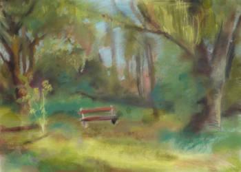 forest by Silmarilian