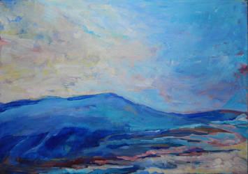 mountains by Silmarilian