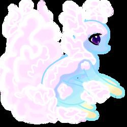 Fluffy Cloudy by gelertyfun4every1