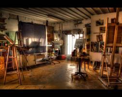 Studio 01 by shaysapir