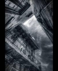 Urban Horror by shaysapir