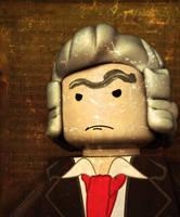 BEETHOVEN en Lego by nachotamez