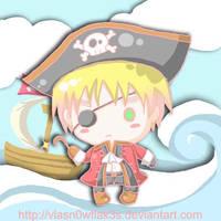 chibi pirate uk by vLaSn0wfLak3s