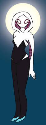 Spidey Gwen by Melamorpheus