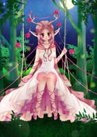 Deergirl by Mai-H-I-M-E
