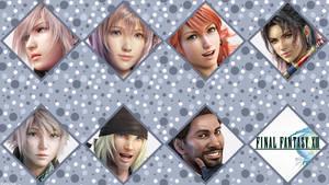 Final Fantasy XIII by AuraIan