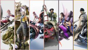 Final Fantasy XIII (2) by AuraIan