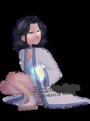 [OP OC] She's Always Watching by SprinklesOfMelody