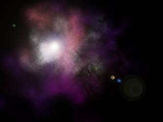 Ryonyanko Nebula by Ryonyanko
