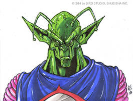 LORD PICCOLO TEST MARKER. by Galtharllin