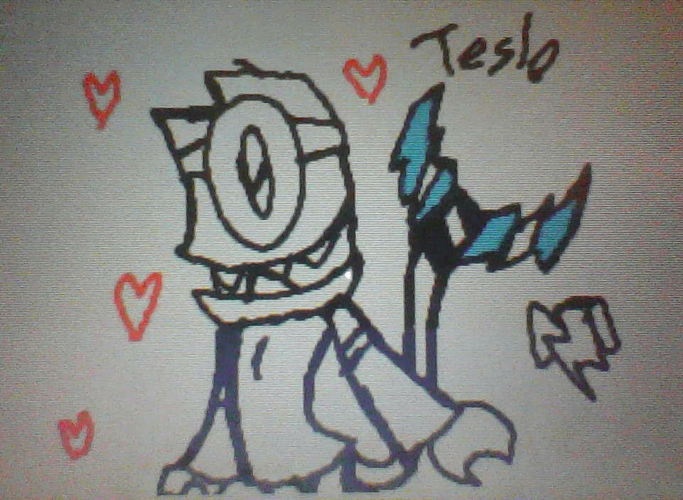 Mixelsjust Teslo By Ceja4chain On Deviantart