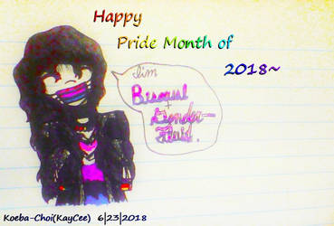 x:~*Happy Pride Month of 2018*~:x by Ceja4Chain