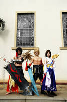Final Fantasy X - Duodecim by brunolaiho