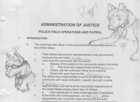 Random Justice Puppy by Jarndahusky