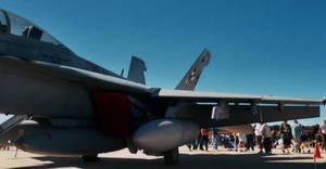 F/A-18 Bomb section by Jarndahusky