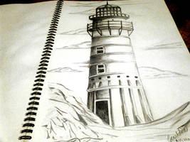 Lighthouse 2 by denpotato