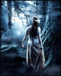 Blue Forest. by cloudburst666