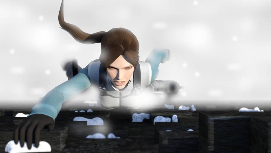 Climbing 1 by Lara-Croft-En-Force