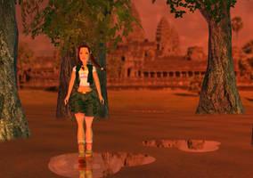 Angkor Wat by Lara-Croft-En-Force