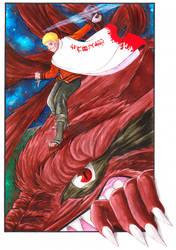 Naruto Hokkage ! by KororoArt