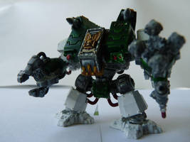 WIP Ironclad Dreadnought by will-i-am119