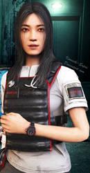 Yukiko Hoffman TEW2 Render by Kunoichi-Supai