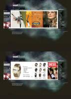 saat saat web design by feartox