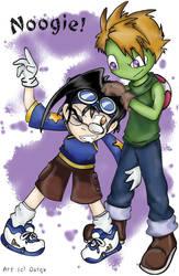 ZADR - Digimon Cosplay by Darqx
